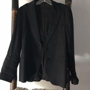 Theory two button blazer
